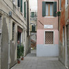 Venice, a maze of little streets (no cars) and alleys.