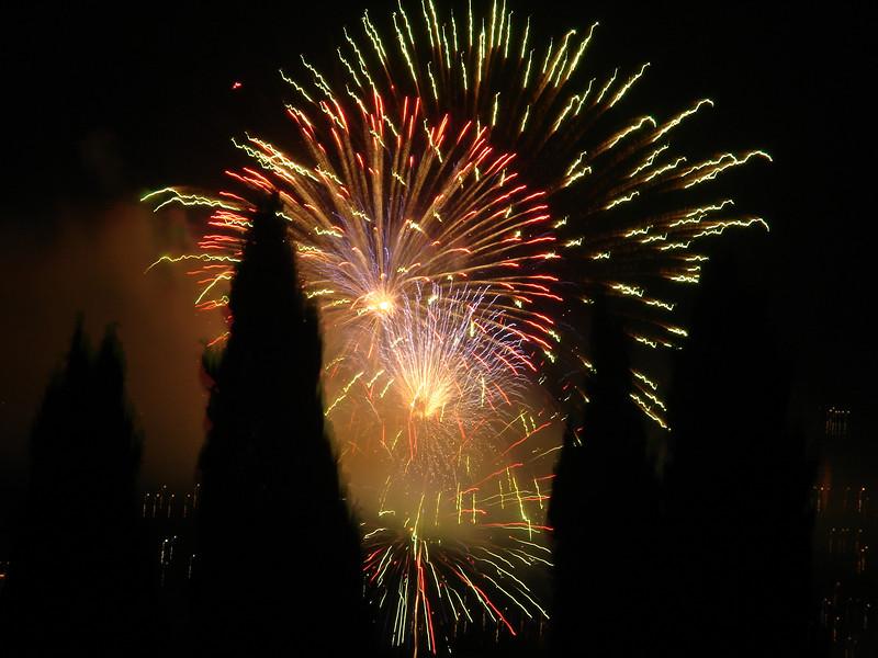 Rapallo Fireworks 5