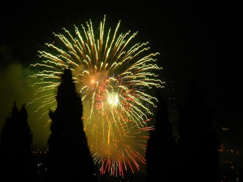 Rapallo Fireworks 4