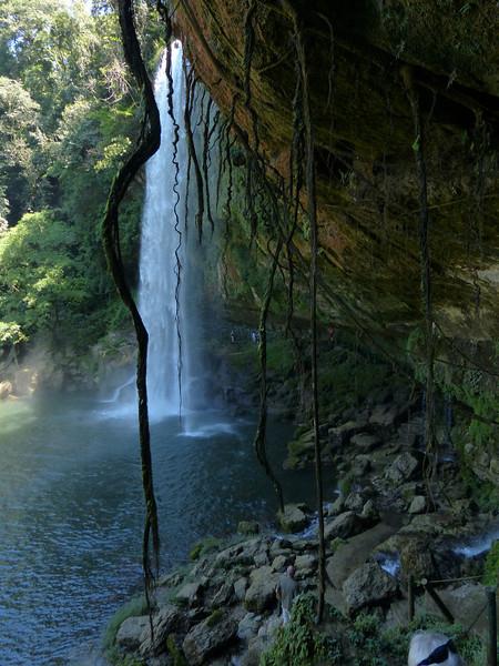Misol-Ha<br /> Palenque, Chiapas, Mexico