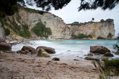 Stingray bay  - Coromandel : New zealand