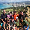 Diamond Head Lookout,Honolulu, Hawaii