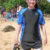 Sea turtles frequent Haleiwa Alii Beach Park, Haleiwa, HI
