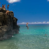 There are dangerous currents at Waimea Bay Beach Park, Haleiwa, HI