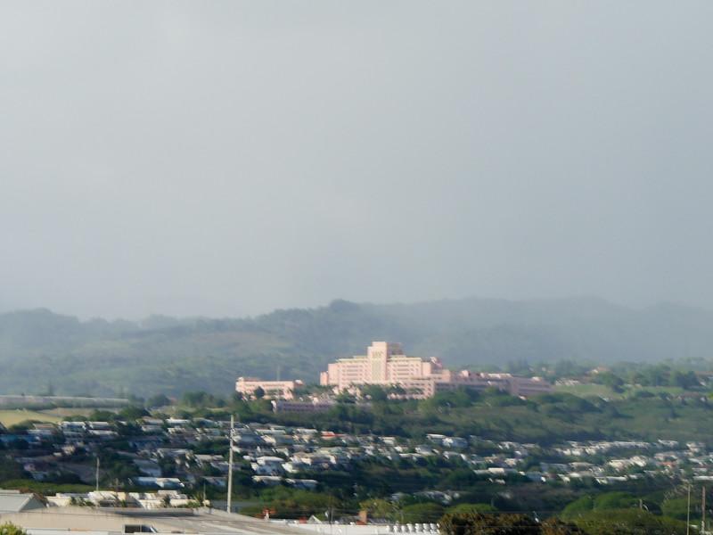 Audrey's birthplace, Tripler Army Medical Center, Honolulu, HI