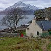 Two pictures for May <br /> Elgol, Island of Skye, Scotland<br /> February 19 2012