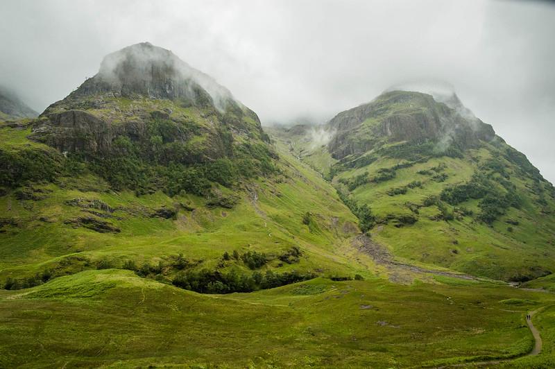 Glencoe Peaks