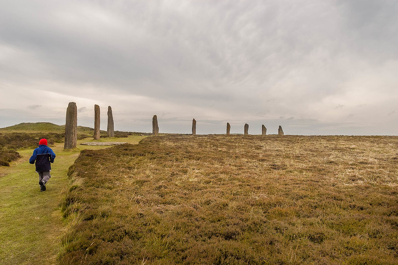 Standing Stones of Stenness (Orkney)