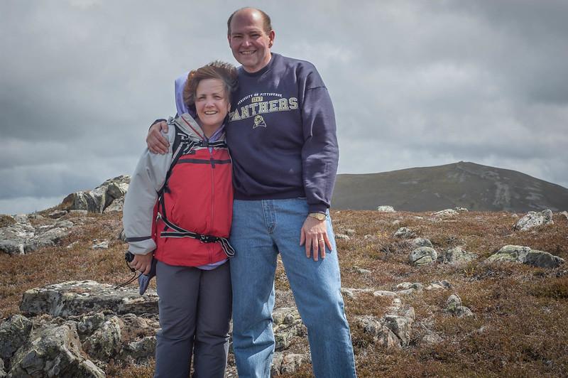 Hillwalking the CairnGorm Mts