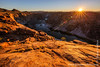 Sunrise Over Orange River Gorge