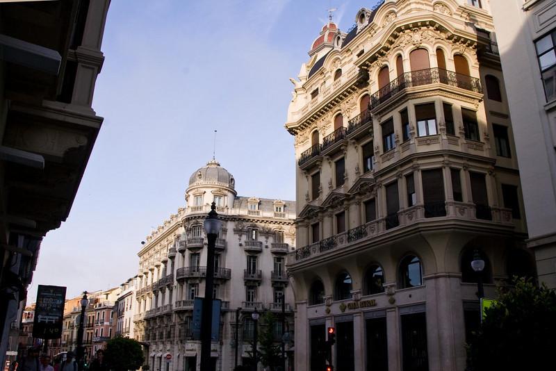 City Tour of Granada, Spain.