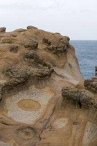 Strange rocks at Yiliu