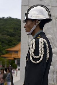 Changing of the Guard in Taipei