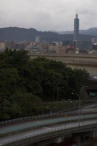 Taipei during the daytime