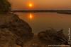 Sunset Over Luangwa River
