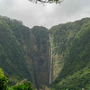 Hi'ilawe Falls, the tallest water falls in Hawai'i, Waipi'o Valley, Honokaa, HI