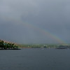 Rainbow over Hilo Bay, Hilo, HI