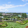 Hotel room view, Hilton Waikokoa, Waikaloa Village, HI