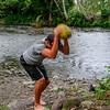 Waipi'o Valley coconuts, Honokaa, HI