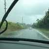 On the road to Waipi'o Valley, leaving Hilo, HI