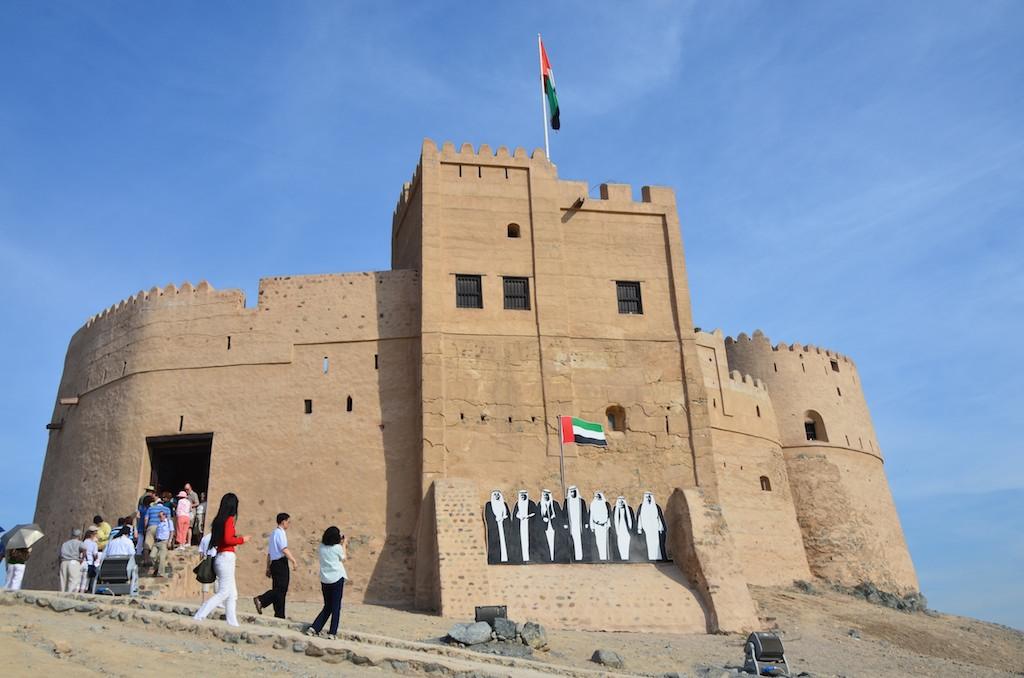 Emirates, Fujairah ;  Dec 2011