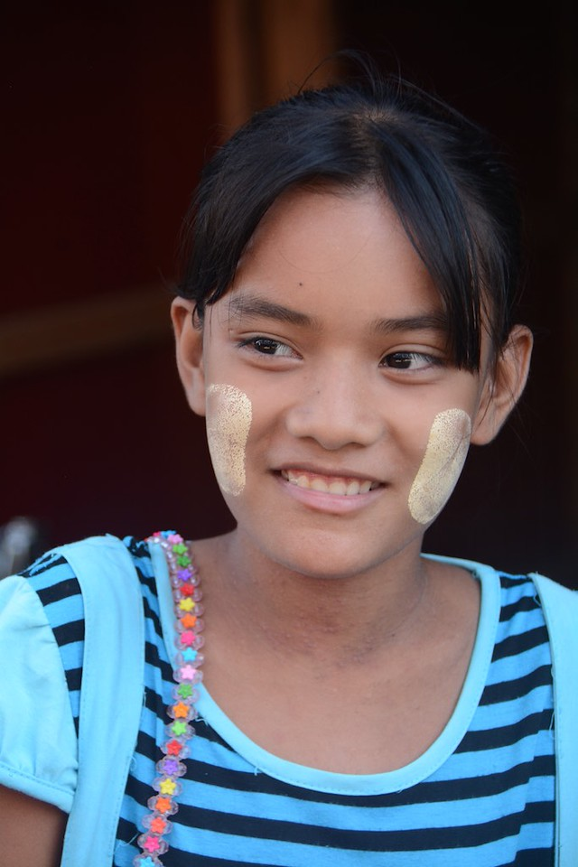 Burma ; Apr 2015