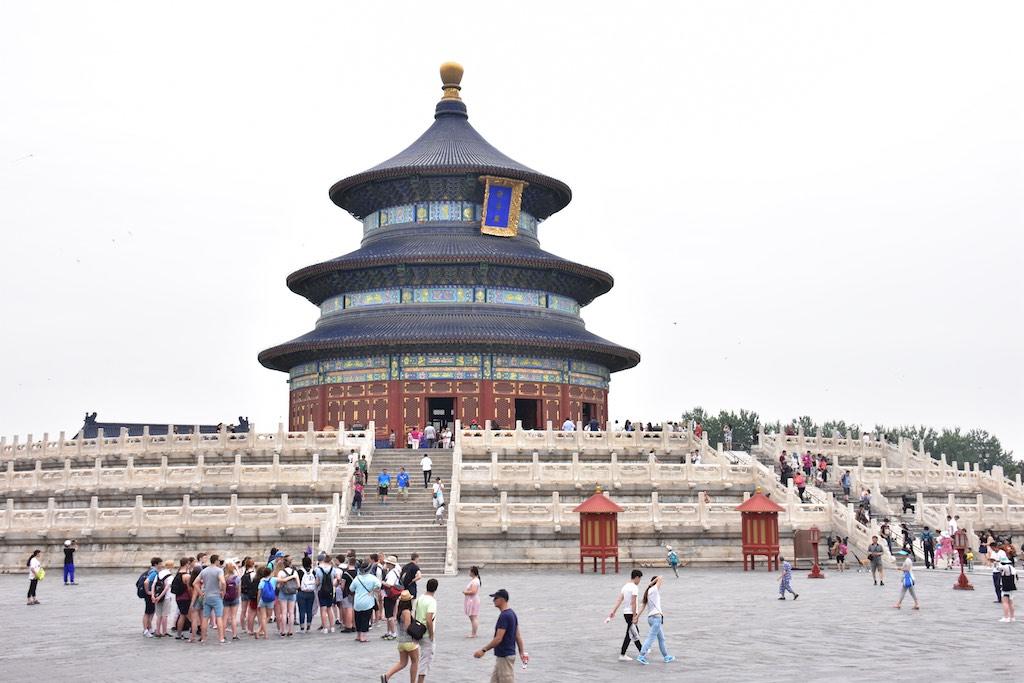 Beijing ; June 2016