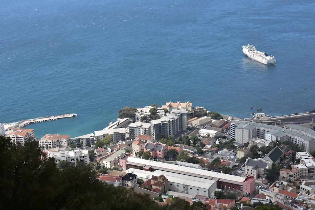 Gibraltar ; Oct 2016