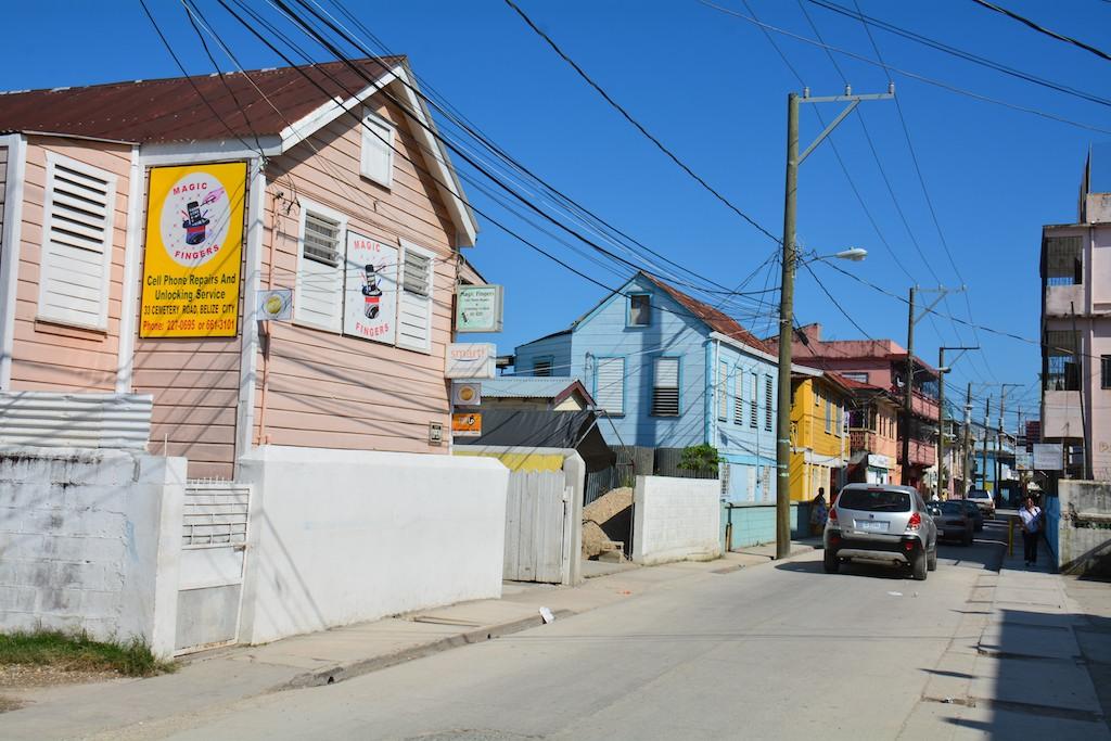 Belize ; Jan 2014