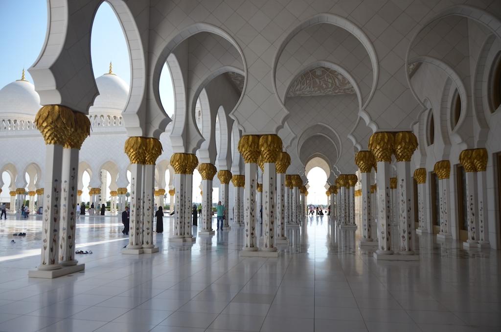 Emirates, Abu Dhabi ; Dec 2011