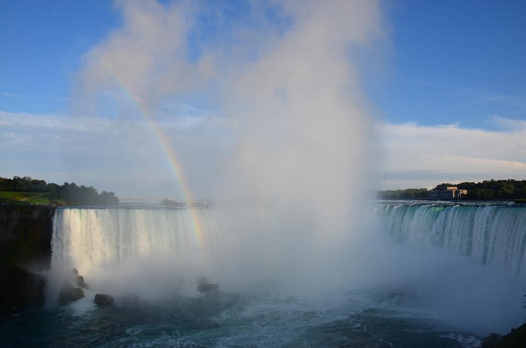 Niagara Falls , Canada ; Sept 2013