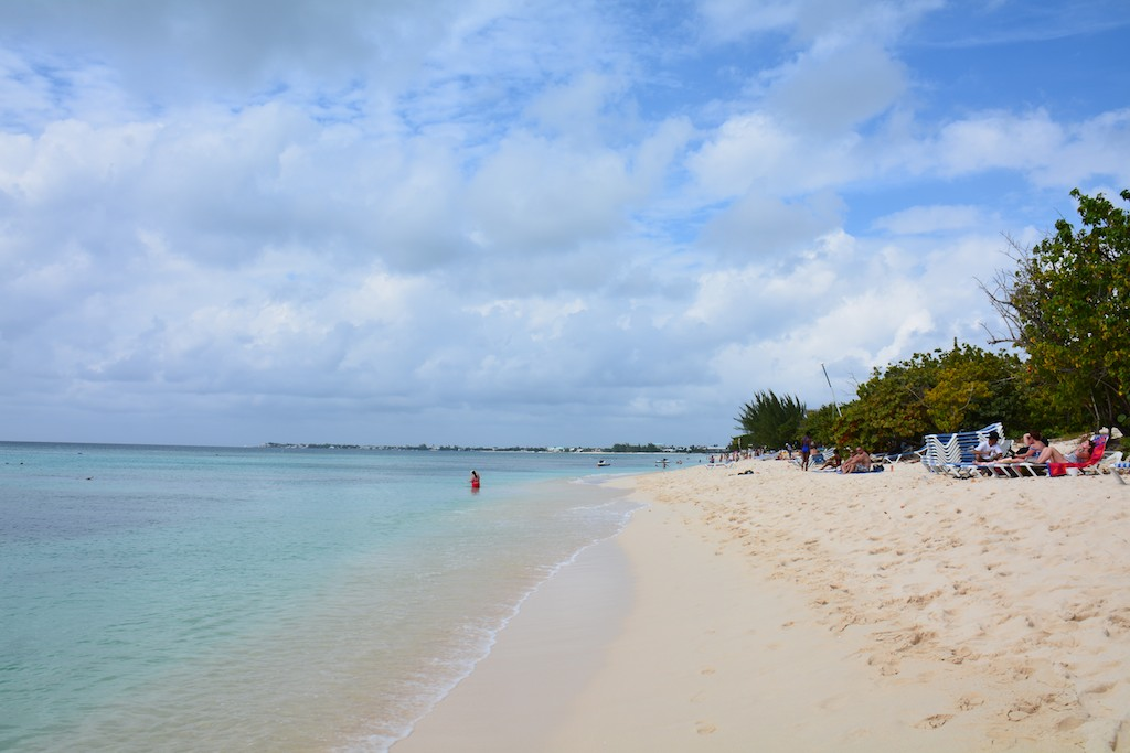 Grand Cayman ; Jan 2014