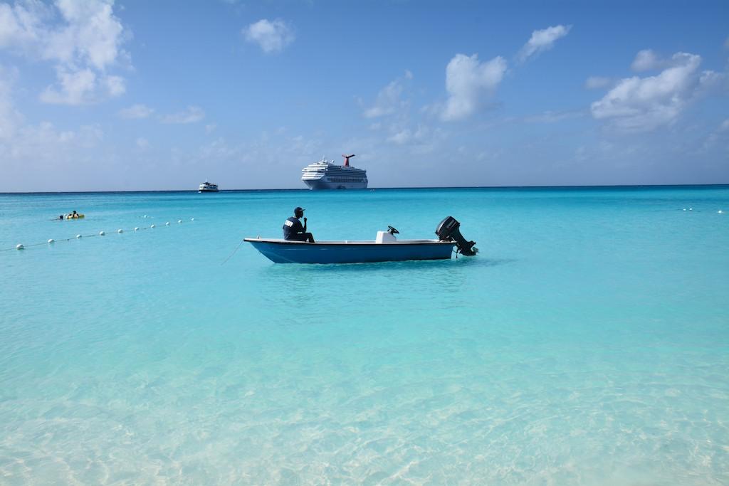 Half Moon Cay , Bahamas ; Dec 2013