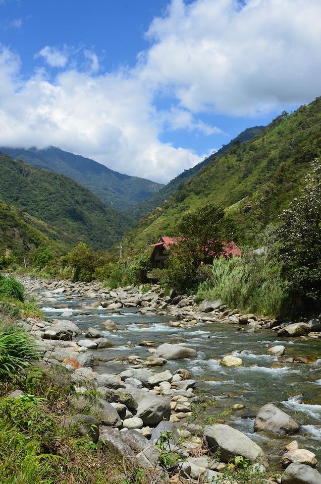 Ecuador ; Dec 2012