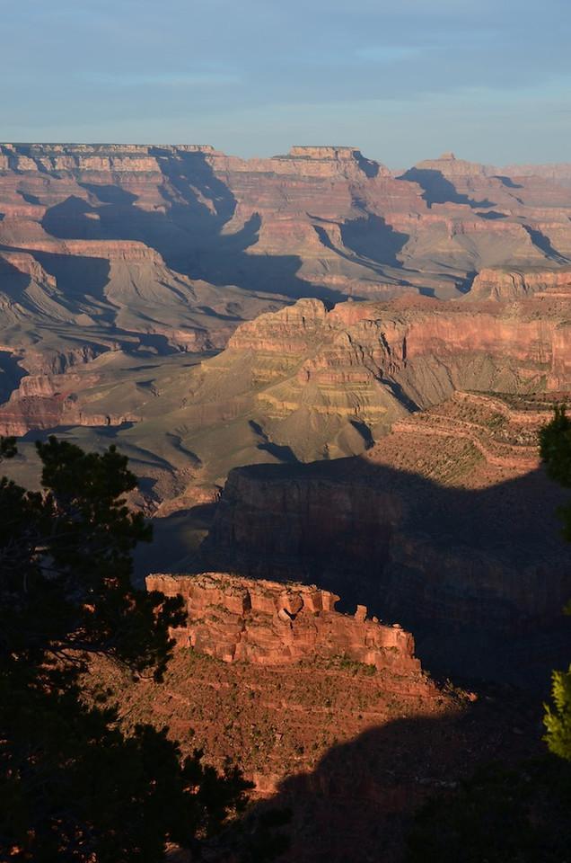 Grand Canyon National Park , May 2012