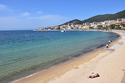 Corsica , France ; Apr 2018