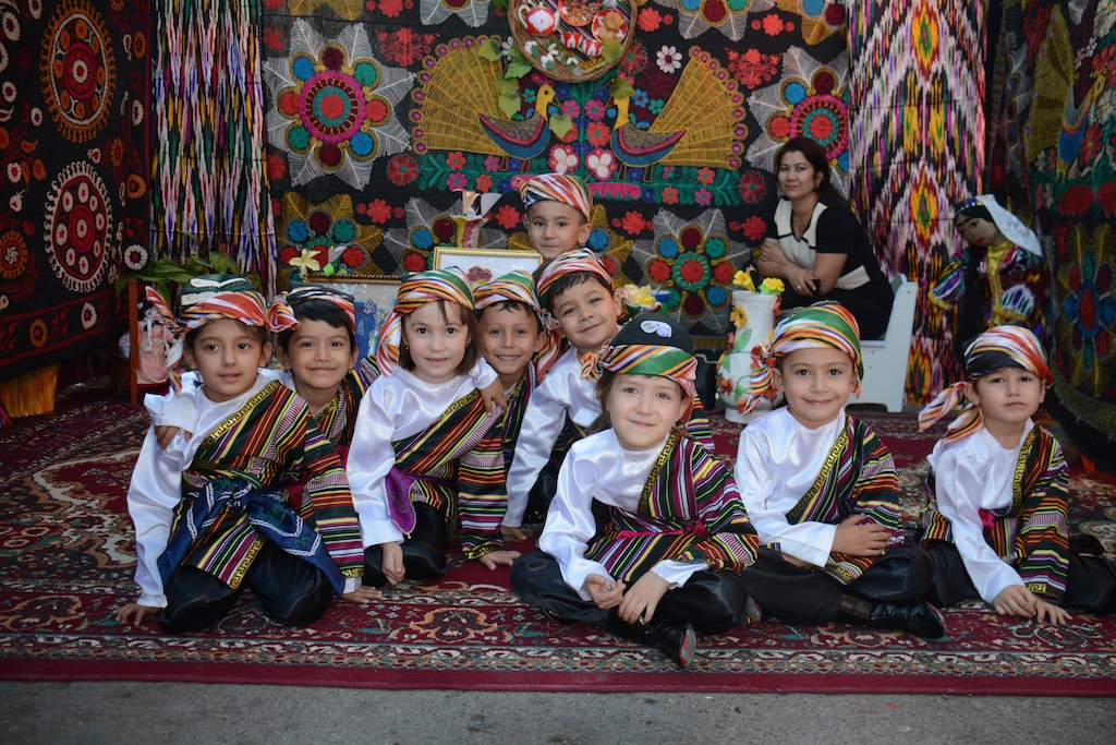 The Silk Road ; Sept 2015