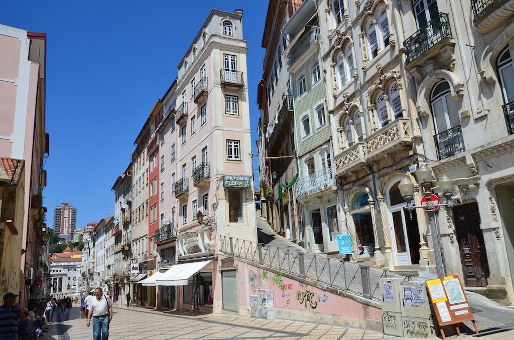 Portugal, Coimbra, Aug, 2011