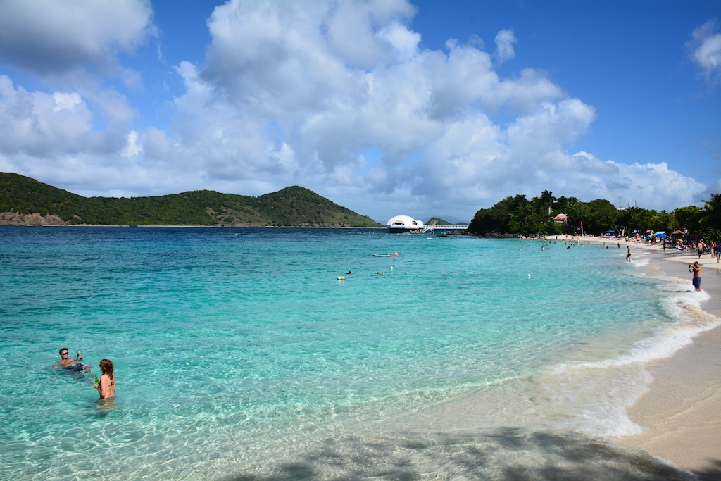 St Thomas , US Virgin Islands ; Dec 2013
