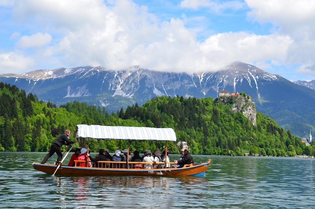 Slovenia ; May 2013