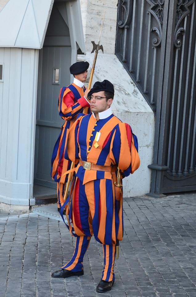 The Vatican  ; July 2012