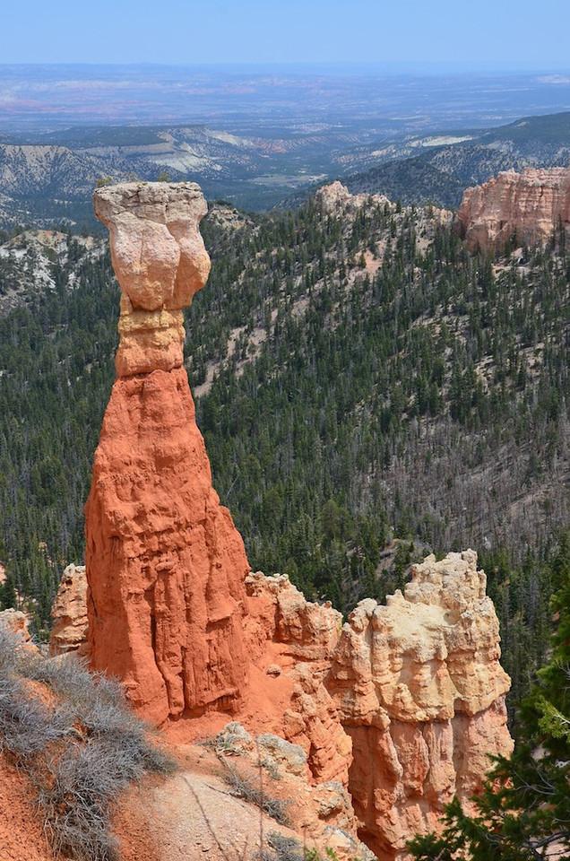 Bryce Canyon National Park , Utah , May 2012