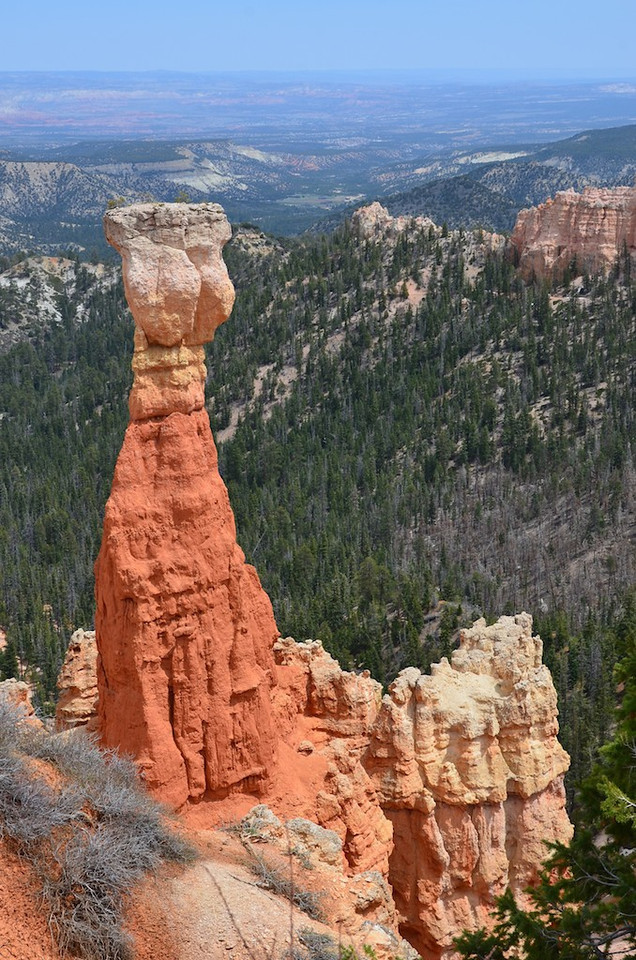 Bryce Canyon National Park , Utah , May 2012