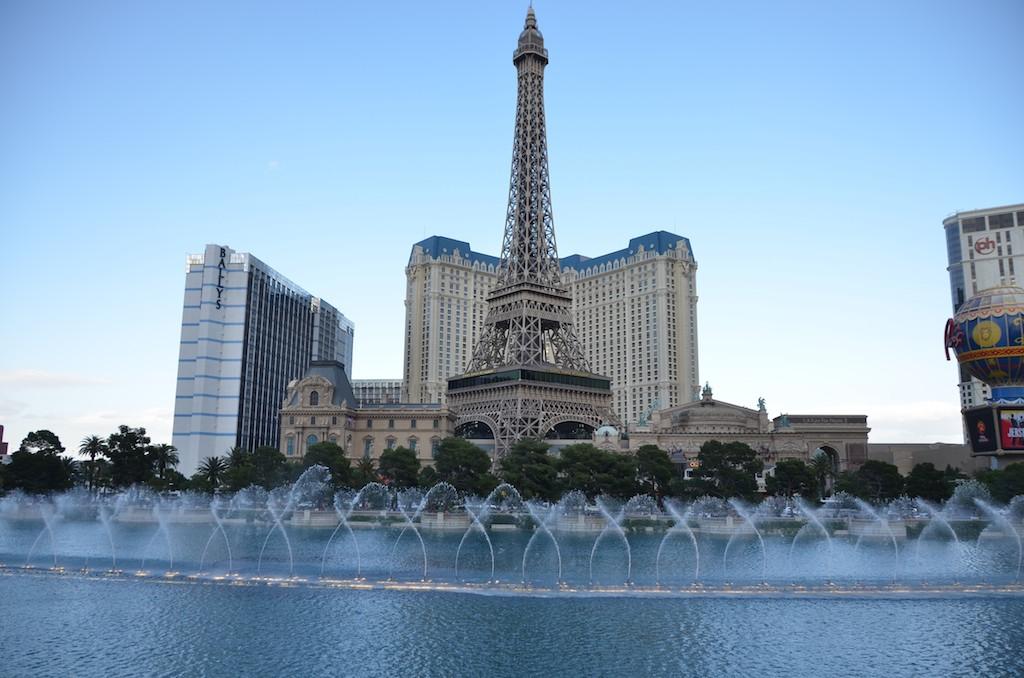 Vegas Nevada , May 2012