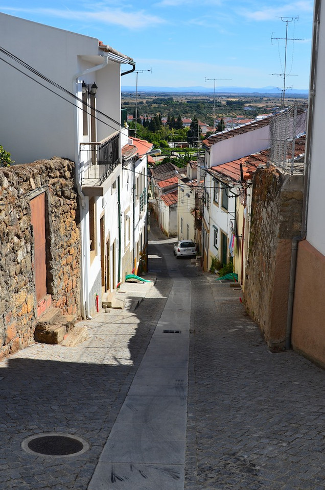 Portugal, Castelo, Branco, Aug, 2011