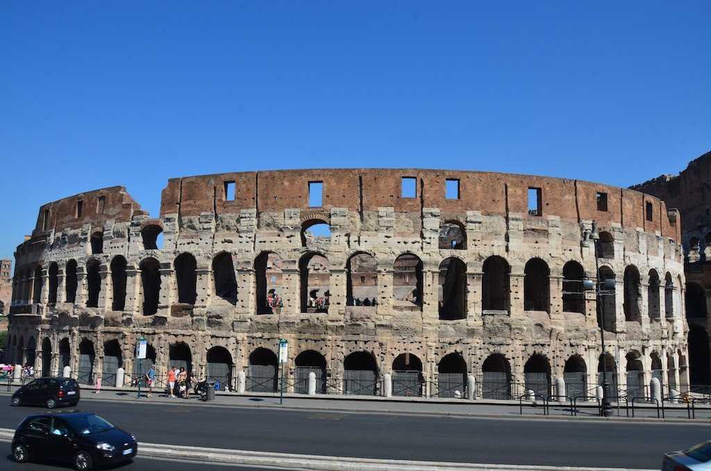 Rome Italy ; July 2012