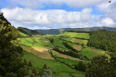 Azores , Portugal ; May 2017