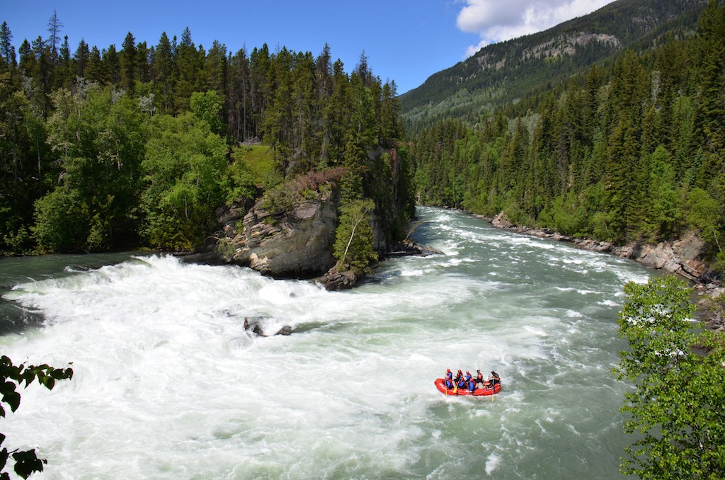 Western Canada ; June 2013