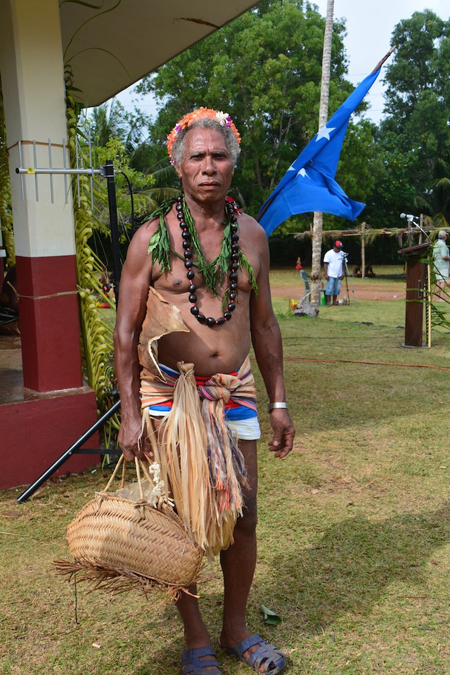 Yap Micronesia ; Feb 2014