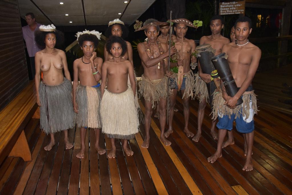 Papua New Guinea ; July 2016